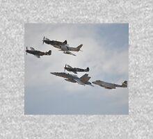 Fighter Formation Flypast, Temora Airshow, Australia 2013 Unisex T-Shirt
