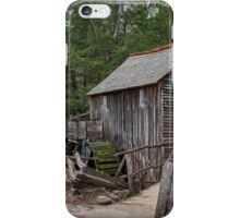 The Old Mill in the Cove iPhone Case/Skin