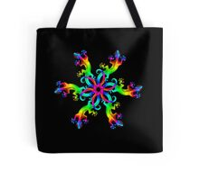 Gecko, lizard, Hawaii, aloha, surf, beach, summer, party, water sports Tote Bag