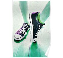 Abbys Laces Poster