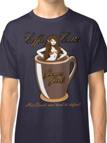 coffee culies ,gamer girl,hot,sweet,and hard to defeat Classic T-Shirt