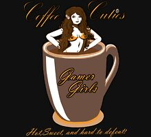 coffee culies ,gamer girl,hot,sweet,and hard to defeat Unisex T-Shirt