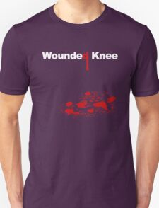 WOUNDED KNEE Unisex T-Shirt