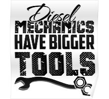 Diesel Mechanics Poster