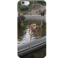 Cooling Off in Bethesda Fountain iPhone Case/Skin