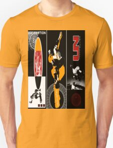 urban nation 5 Unisex T-Shirt