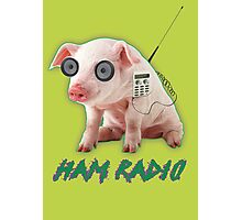 Ham Radio Photographic Print