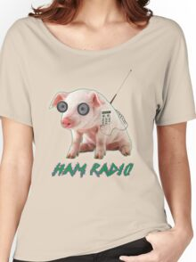 Ham Radio Women's Relaxed Fit T-Shirt
