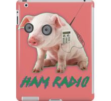 Ham Radio iPad Case/Skin