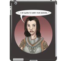 Housecarl Lydia iPad Case/Skin
