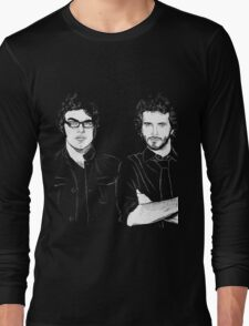 FOTC Transparent and White Long Sleeve T-Shirt