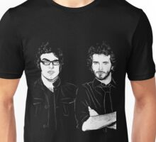 FOTC Transparent and White Unisex T-Shirt