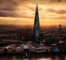 London from the Sky Garden by Ian Hufton