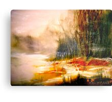 The First Warmth.. Metal Print