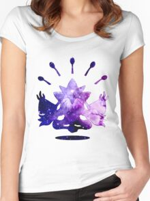 Cosmic Mega Alakazam! Women's Fitted Scoop T-Shirt