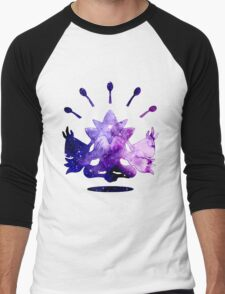 Cosmic Mega Alakazam! Men's Baseball ¾ T-Shirt