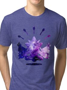 Cosmic Mega Alakazam! Tri-blend T-Shirt