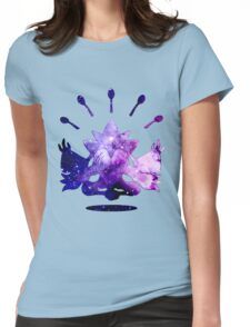 Cosmic Mega Alakazam! Womens Fitted T-Shirt