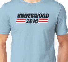 Underwood 2016 - Black Unisex T-Shirt