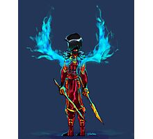 Sister of Fire~ Photographic Print