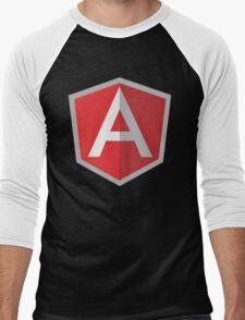 Angular 02 Men's Baseball ¾ T-Shirt
