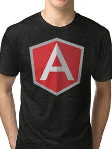 Angular 02 Tri-blend T-Shirt