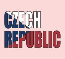 Czech Republic One Piece - Short Sleeve