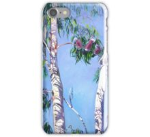 Tambo Trees with some local Residents. iPhone Case/Skin