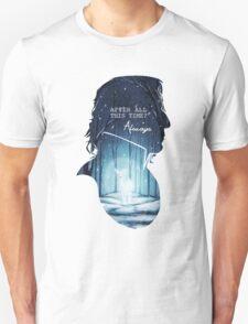 alanrickman Unisex T-Shirt