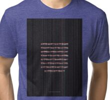 communicate  Tri-blend T-Shirt