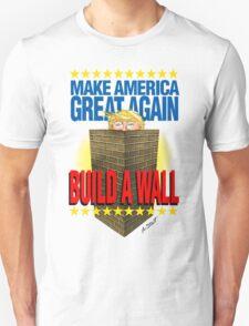 TRUMP's WALL Unisex T-Shirt