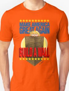 TRUMP's WALL T-Shirt