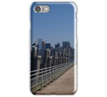 The Road to New York, Liberty Island iPhone Case/Skin