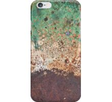 Eruption Volcanic Abstract iPhone Case/Skin