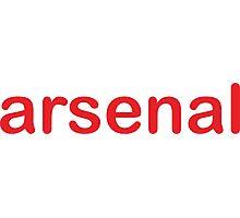Arsenal Photographic Print
