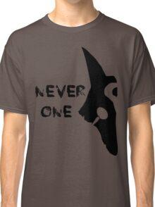 Never One - Tshirt Classic T-Shirt