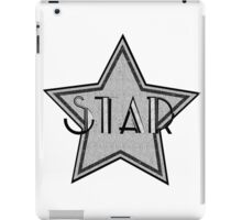 STAR of the SHOW 1920s DECO SWING iPad Case/Skin