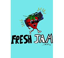 Fresh Jam  Photographic Print