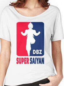 Super Saiyan Women's Relaxed Fit T-Shirt