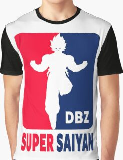 Super Saiyan Graphic T-Shirt