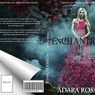 ENCHANTRESS - Pre-made book cover design by Adara Rosalie