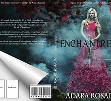 ENCHANTRESS - Pre-made book cover design by Adara Rosalie