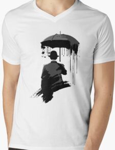 Sunshine Shirt Mens V-Neck T-Shirt