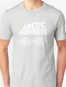Arctic Monkeys - White T-Shirt
