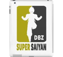 Super Saiyan iPad Case/Skin