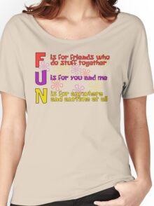 F.U.N Song (Spongebob Version) - Spongebob Women's Relaxed Fit T-Shirt