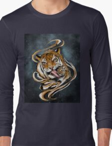 Mother and son - Tigers Long Sleeve T-Shirt