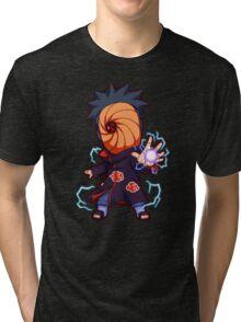 OBITO MADARA Tri-blend T-Shirt