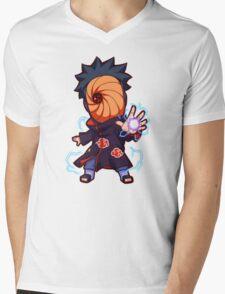 OBITO MADARA Mens V-Neck T-Shirt