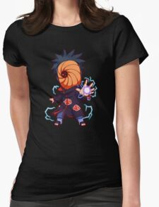 OBITO MADARA Womens Fitted T-Shirt